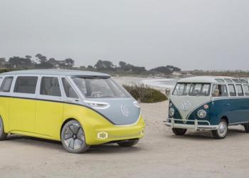 El I.D. BUZZ de Volkswagen